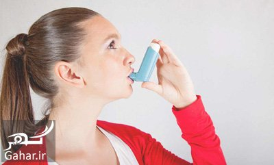 asthma1 1 روش های بدون دارو و موثر برای کنترل عوارض آسم