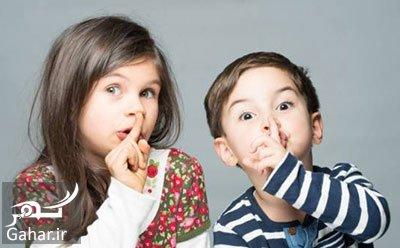 ba4544 دروغ گفتن کودکان و دلایل آن