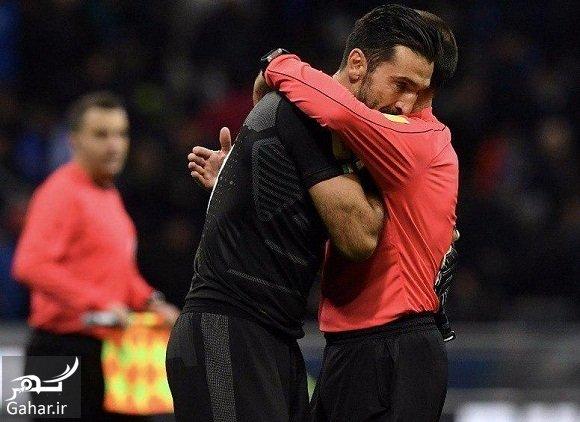 bofoon davar جام جهانی 2018 بدون ایتالیا و بوفون ،ایتالیا جا ماند!