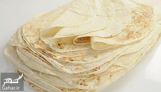 قیمت جدید نان اعلام شد + جدول, جدید 99 -گهر