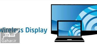 connect laptop5 آموزش اتصال لپ تاپ به تلویزیون به صورت بی سیم