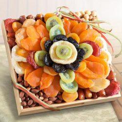 معرفی چند میوه خشک برای لاغری سریع