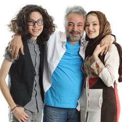 عکس جدید پسر و دختر حسن جوهرچی
