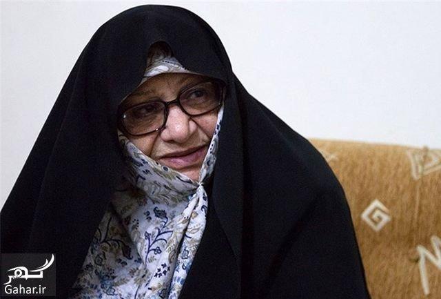 khahar tahere زنی که سه دوره نماینده مجلس بود و بعد مسافرکشی میکرد!