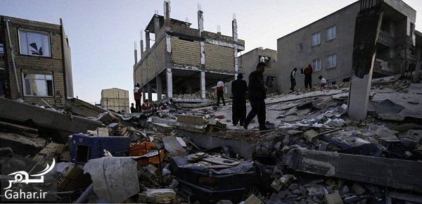 maskan mehrz zelzeleh مسکن مهر پس از زمین لرزه دیشب! / عکس