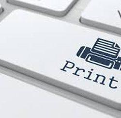 آموزش تنظیمات پرینت دو صفحه در یک صفحه در word