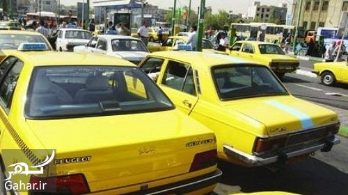 taxi esf دست زن و شوهر افغان با ربودن راننده اصفهانی رو شد!