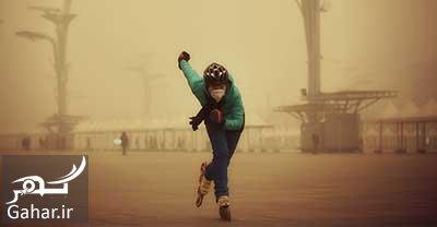 va4 1144 راهنمای ورزش در هوای آلوده