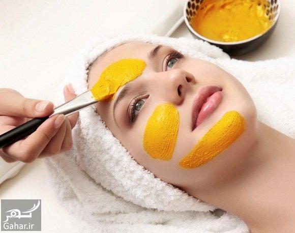 zaferan mask شفاف سازی پوست خانمها با ماسک زعفران + طرز تهیه