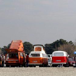 دورهمی زیبا و دیدنی خودروهای کلاسیک در تهران / تصاویر