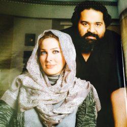نحوه ازدواج و آشنایی رضا صادقی با همسرش