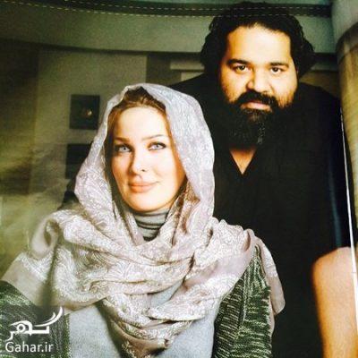849775918 e1513157392866 نحوه ازدواج و آشنایی رضا صادقی با همسرش