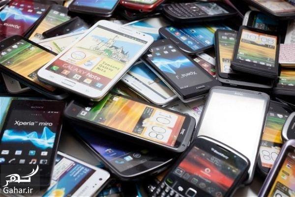 96 10 02ba499 معرفی گوشی های مشمول رجیستری موبایل