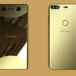 گوشی جدید سونی با صفحه نمایش بدون حاشیه