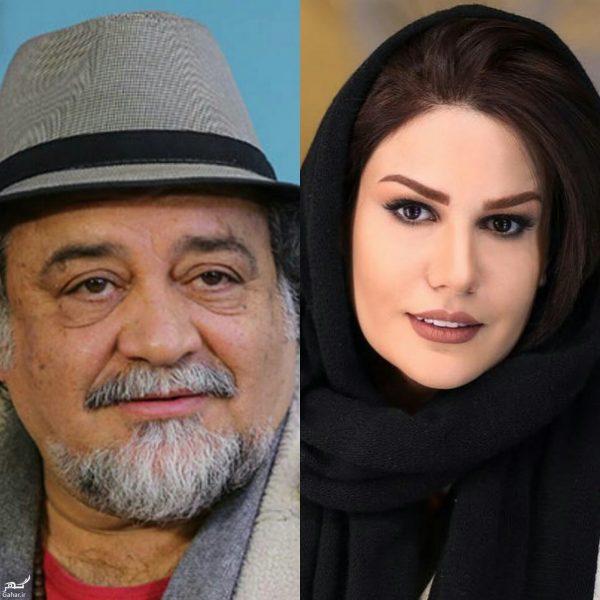 IMG 20171214 184937 e1513265171750 علت صیغه موقت شریفی نیا با رز رضوی چه بود!؟
