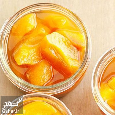 apricot2 pickle1 آموزش درست کردن ترشی زردآلو با سرکه بالزامیک