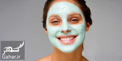 ar4 8247 معرفی انواع ماسک صورت خانگی + طرز تهیه