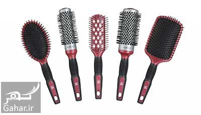 ar4 8262 راهنمای انتخاب برس مو مناسب برای انواع موها