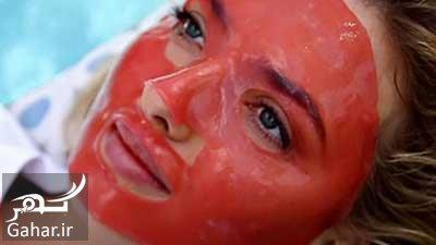 ar4 8283 ماسک صورت با میوه پاییزی + طرز تهیه