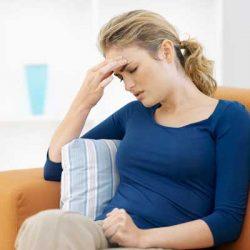آیا پریود در دوران بارداری اتفاق می افتد؟