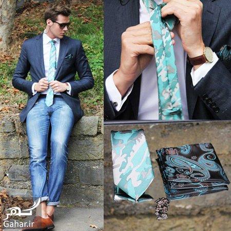 buy tie2 pocket2 napkins3 نکات مهمی برای انتخاب و خرید کراوات و دستمال جیب
