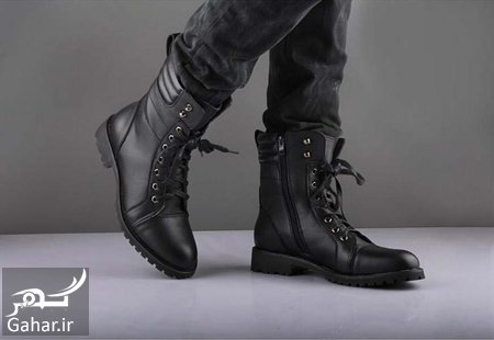 buy2 men boots1 خرید نیم بوت مردانه و نکاتی در مورد آن