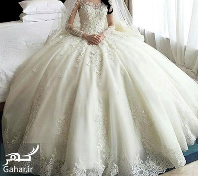 choose2 bride2 dress3 انتخاب لباس عروس و نکاتی مهم در مورد آن