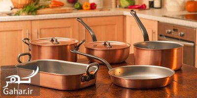 dangers2 cooking1 copper2 dishes1 عوارض درست کردن غذا در ظروف مسی