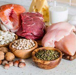 مواد غذایی حاوی پروتئین را بشناسید