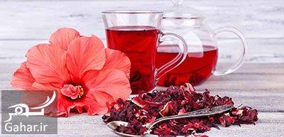 hee1072 چای گل بامیه و خواص آن