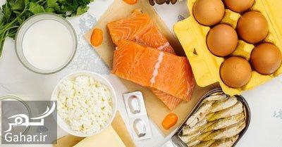 increase vitamind body22 معرفی مواد غذایی سرشار از ویتامین D