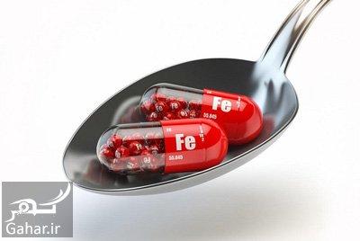 iron harmful1 2 عوارض آهن برای بدن چیست؟