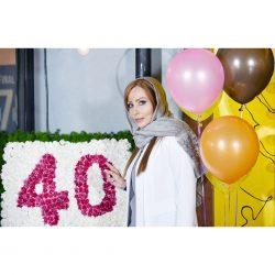 عکسهای جشن تولد جذاب و دیدنی پرستو صالحی با حضور هنرمندان