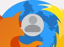 آموزش روش ساخت چند پروفایل در فایرفاکس