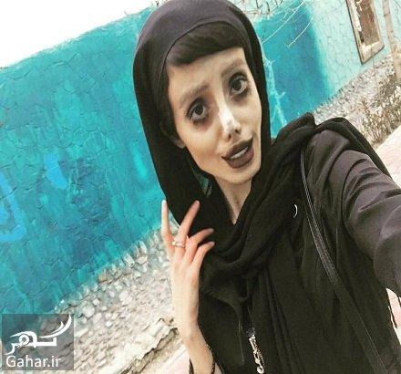 sahar tabar pic عکسها و بیوگرافی سحر تبر دختر وحشتناک اینستاگرامی!