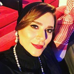 استایل سحر دولتشاهی در اختتامیه فیلم دبی / عکس