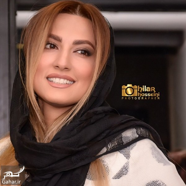 عکسهای زیبای سمیرا حسینی در اکران خصوصی آینه بغل, جدید 1400 -گهر