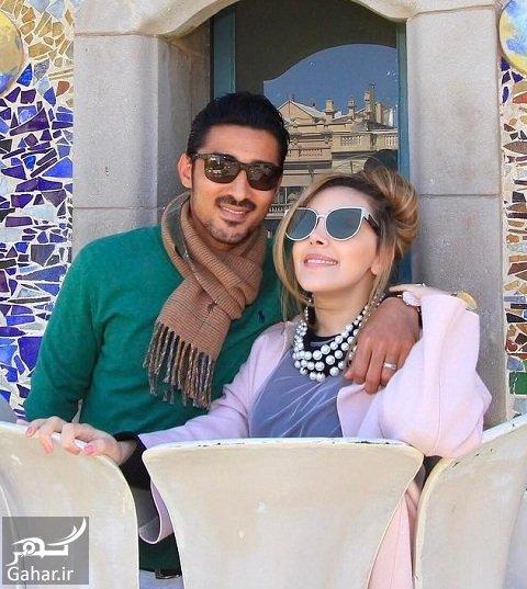 sarvinbayat 18162205 13409645292 باردار شدن همسر رضا قوچان نژاد و مشخص شدن جنسیت بچه / عکس