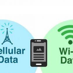 افزایش سرعت اینترنت با ترکیب وای فای و اینترنت موبایل