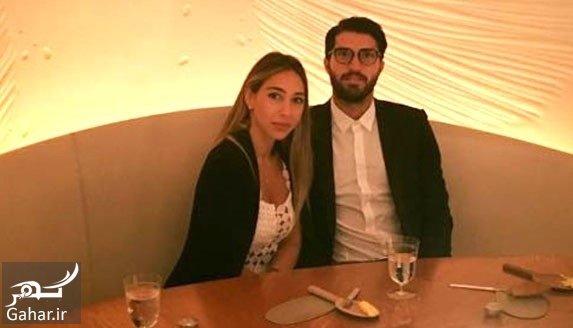 ansarifard marriage ماجرای عشق کریم انصاری فرد و همسر میلیاردرش / عکس