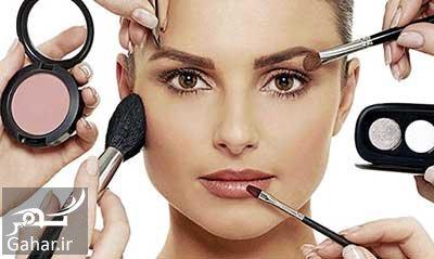 ar4 8354 آموزش روش آرایش حرفه ای در منزل