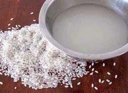 راهکارهای سفید شدن پوست با آب برنج