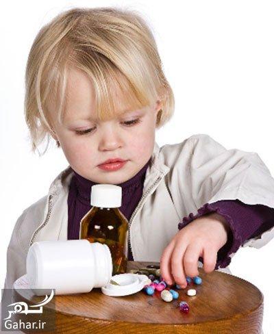 ba4616 راهنمای دارو دادن به کودکان