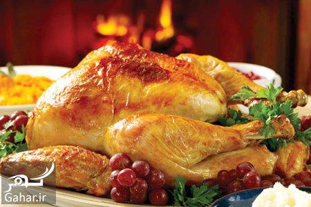 chicken2 better2 turkey1 گوشت مرغ بهتر است یا گوشت بوقلمون ؟