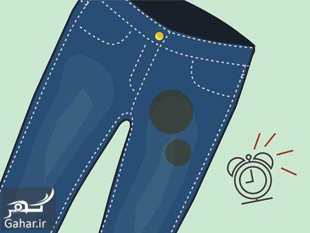 آموزش پاک کردن لکه روغن از شلوار جین, جدید 99 -گهر