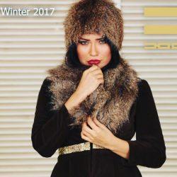 عکسهای تبلیغاتی شیوا طاهری برای برند مانتو