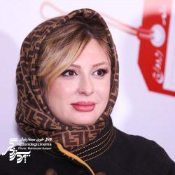 تیپ متفاوت مریم امیرجلالی و نیوشا ضیغمی در اکران مردمی دخترعمو و پسرعمو / تصاویر