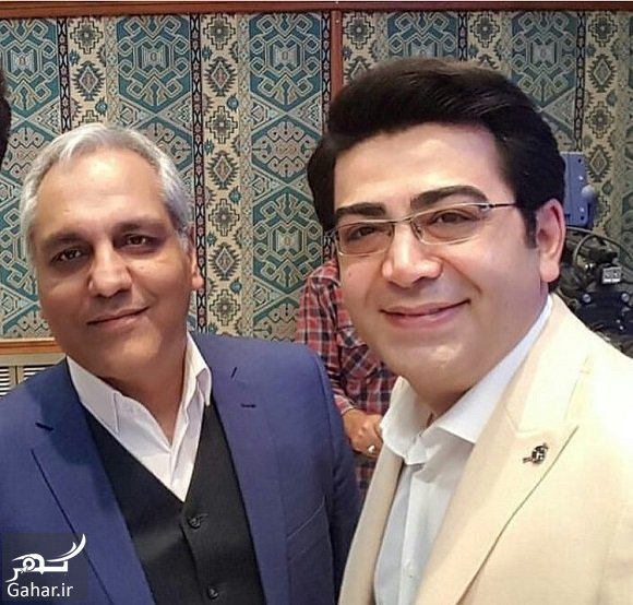 hasani modiri انتقاد فرزاد حسنی از مهران مدیری با چاشنی توهین!