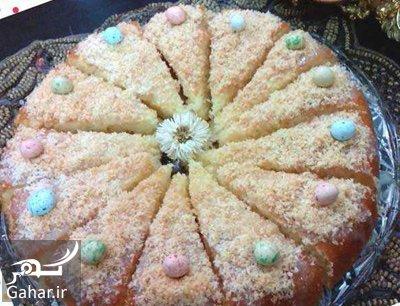 how2 make2 cake1 دستور تهیه کیک شنی