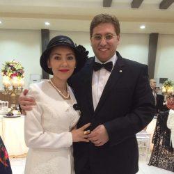عکسهای دیدنی مهسا کرامتی در کنار همسر و پسرش